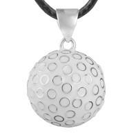 Bola de Grossesse Argent avec cercles