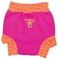 """Maillot couche Splash about """"star rose"""""""