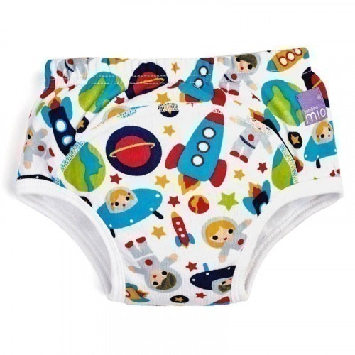 Culotte d'apprentissage Space