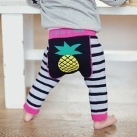Legging Blade and Rose Pineapple