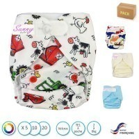 Pack Mini Sunny Pocket à composer (nouveau-né)