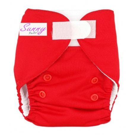 Mini sunny pocket rouge (nouveau né)