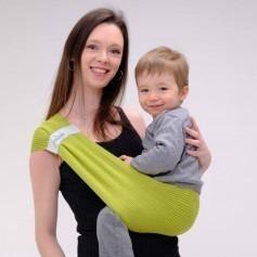 Hop'la porte-bébé d'appoint Anis
