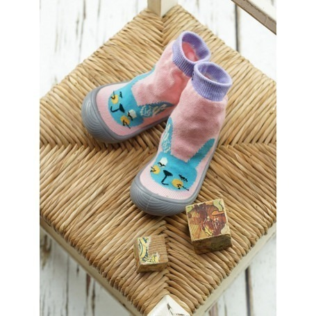 Chaussons Chaussettes bébé Lapin - Blade and Rose