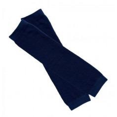 Jambières bébé Bleu en coton oeko-tex