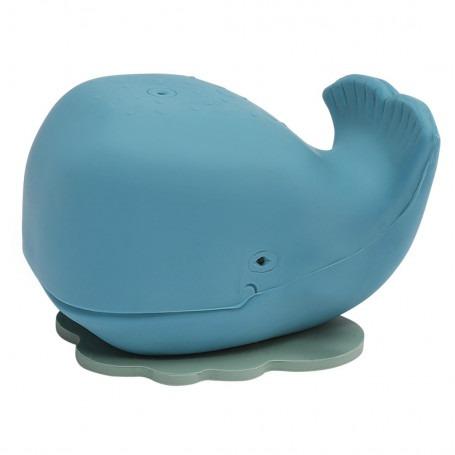 Baleine Bleue Jouet de bain caoutchouc - Hevea
