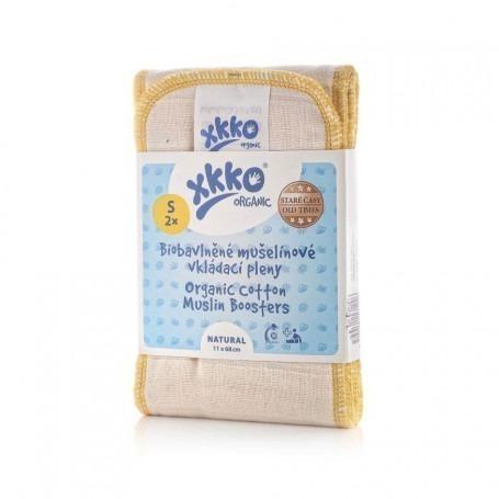 Lot de 2 inserts doublures coton bio - XKKO