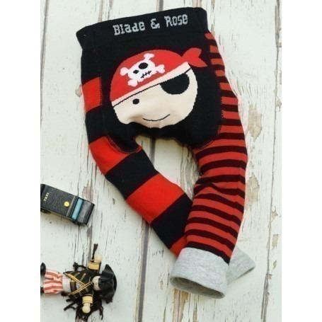 Legging bébé Pirate - Blade and Rose