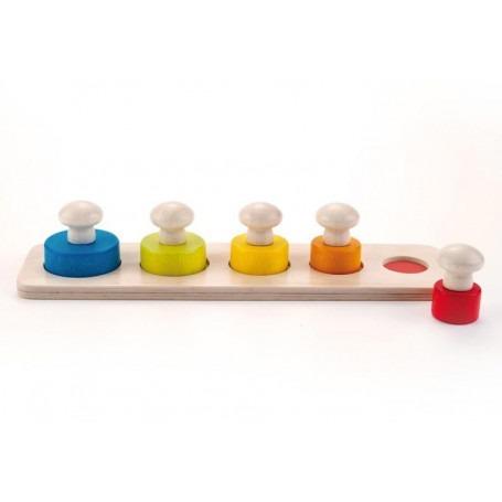 Puzzle Formes Poids Premier Age - Andreu Toys