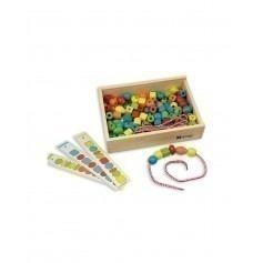 Perles à enfiler Premier Age - Andreu Toys