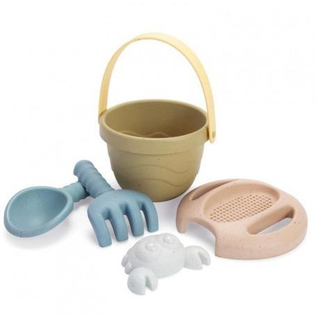 Jouets plage bébé bioplastique - Dantoy