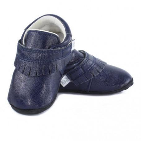Chaussures cuir souple Enzo - Jack & Lily