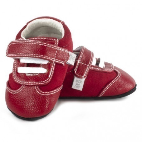 Chaussures cuir souple Kato - Jack & Lily