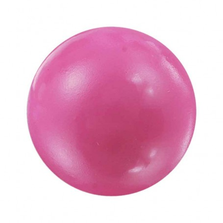 Balle rose pour Bola cage 20mm