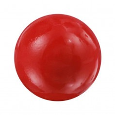 Balle rouge pour Bola cage 20mm