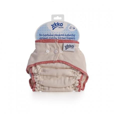 Couche pre-plate coton biologique - XKKO