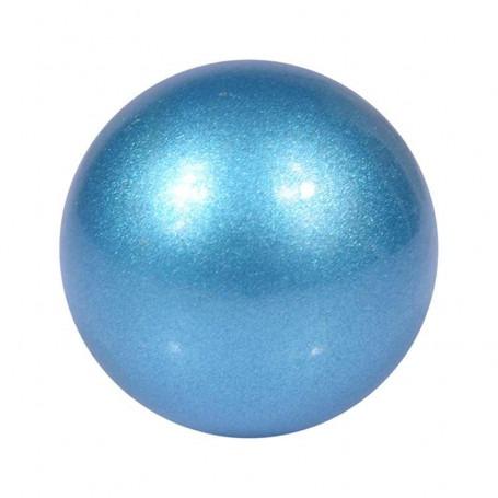 Balle Bleu Nacré 20mm - pour Bola cage de grossesse