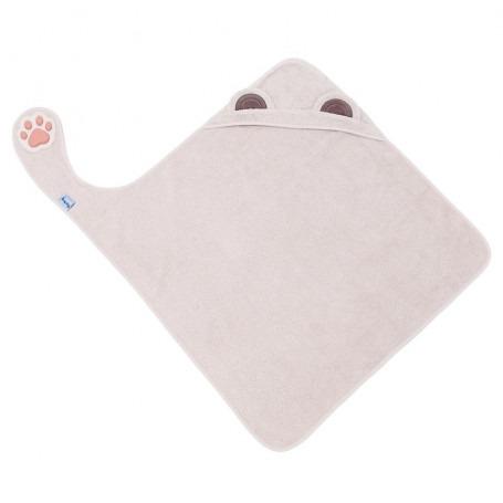 Serviette de bain bébé Singe