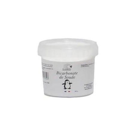 Bicarbonate de soude bébé bio - Solibio