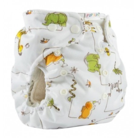 Couche TE2 Snap2Fit Jungle - Popolini