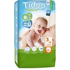 1 Paquet TIDOO - 56 Couches tidoo (T3) - 4/9kg