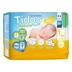 1 Paquet TIDOO - 26 Couches (T1) - 2/5kg