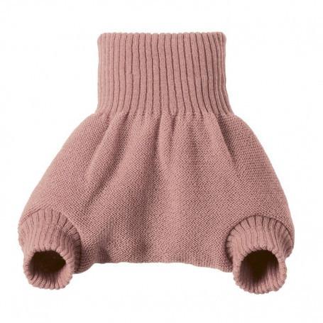 Culotte shorty Rose en laine mérinos bio - Disana