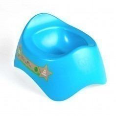 Pot bébé écologique en bioplastique - Bleu - ekoala