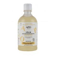 Huile de douche bébé - Surgras Calin pour peau sensible - 500mL - APO