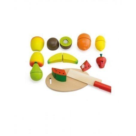 Fruits à couper en bois - Andreu Toys