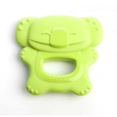 Anneau de dentition bébé bioplastique - Vert - eKoala