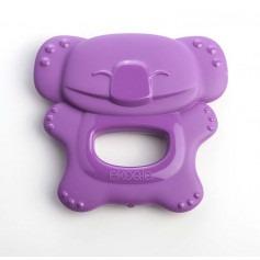 Anneau de dentition bébé bioplastique - Violet - eKoala