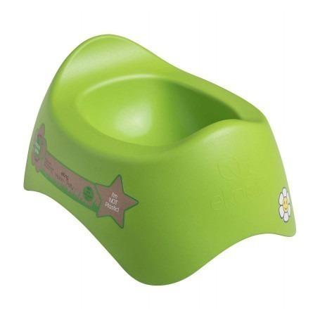 Pot bébé écologique en bioplastique - Vert - eKoala