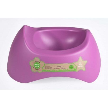 Pot bébé écologique en bioplastique - Violet - eKoala