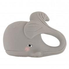 Anneau de dentition Baleine caoutchouc naturel - Hevea