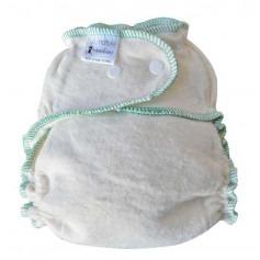 Couche lavable Lucie Nature 3/15 kg Chanvre Coton Bio - Lulu Nature
