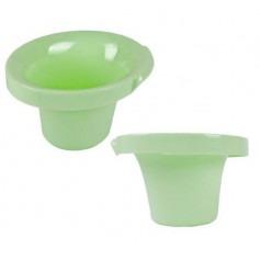 Pot Bébé Vert pour hygiène naturelle - Potty Free