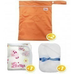 Pack accessoires couches lavables Déplacements