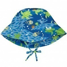 Chapeau bob anti UV Tortue