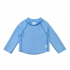 Tee-shirt Anti-UV manches longues - Bleu ciel