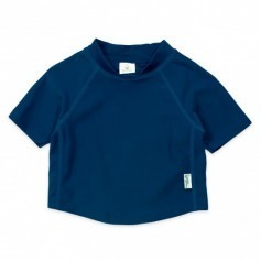 Tee-shirt anti-UV manches courtes - Marine