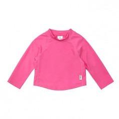Tee-shirt anti-UV manches longues - Rose fushia