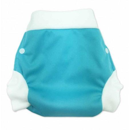 Culotte imperméable Lulu Boxer Turquoise - Lulu Nature
