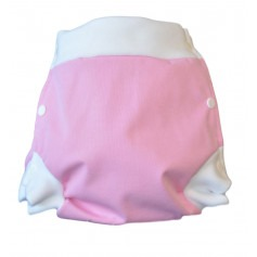 Culotte imperméable Lulu Boxer Rose - Lulu Nature