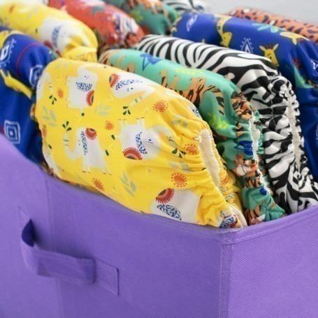 Pack couches Bambino Mio