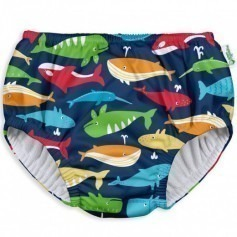 Maillot couche Baleine - i Play