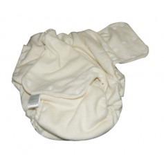 Couche lavable enfant 18/30 kg Coton bio - Lulu Nature