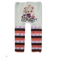 Legging bébé Ours vélo