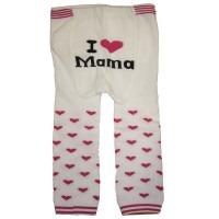 Legging bébé I love maman