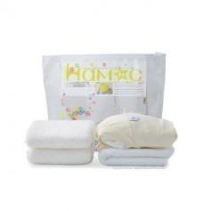 Kit essai couches lavables Hamac blanc